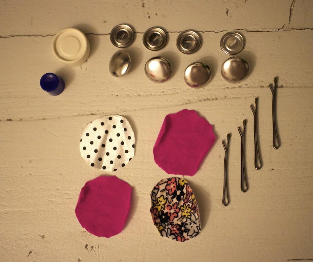 Stofknopen maken - Dimfies