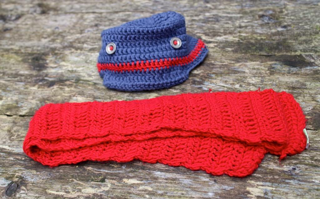 Ro style muts&sjaal - Dimfies