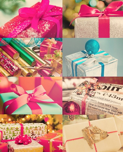 cadeaus inpakken roze victoria diglio