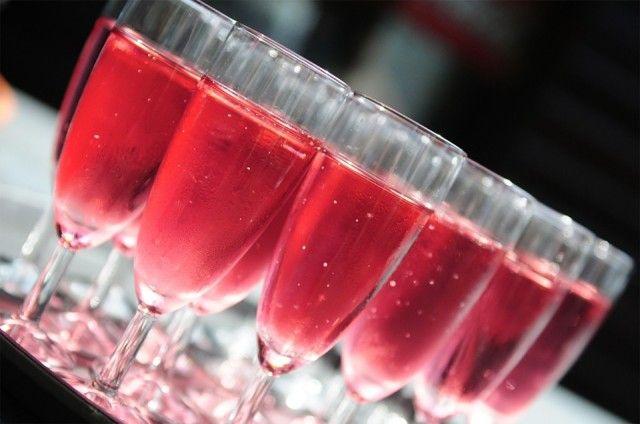 roze champ theperfectwedding