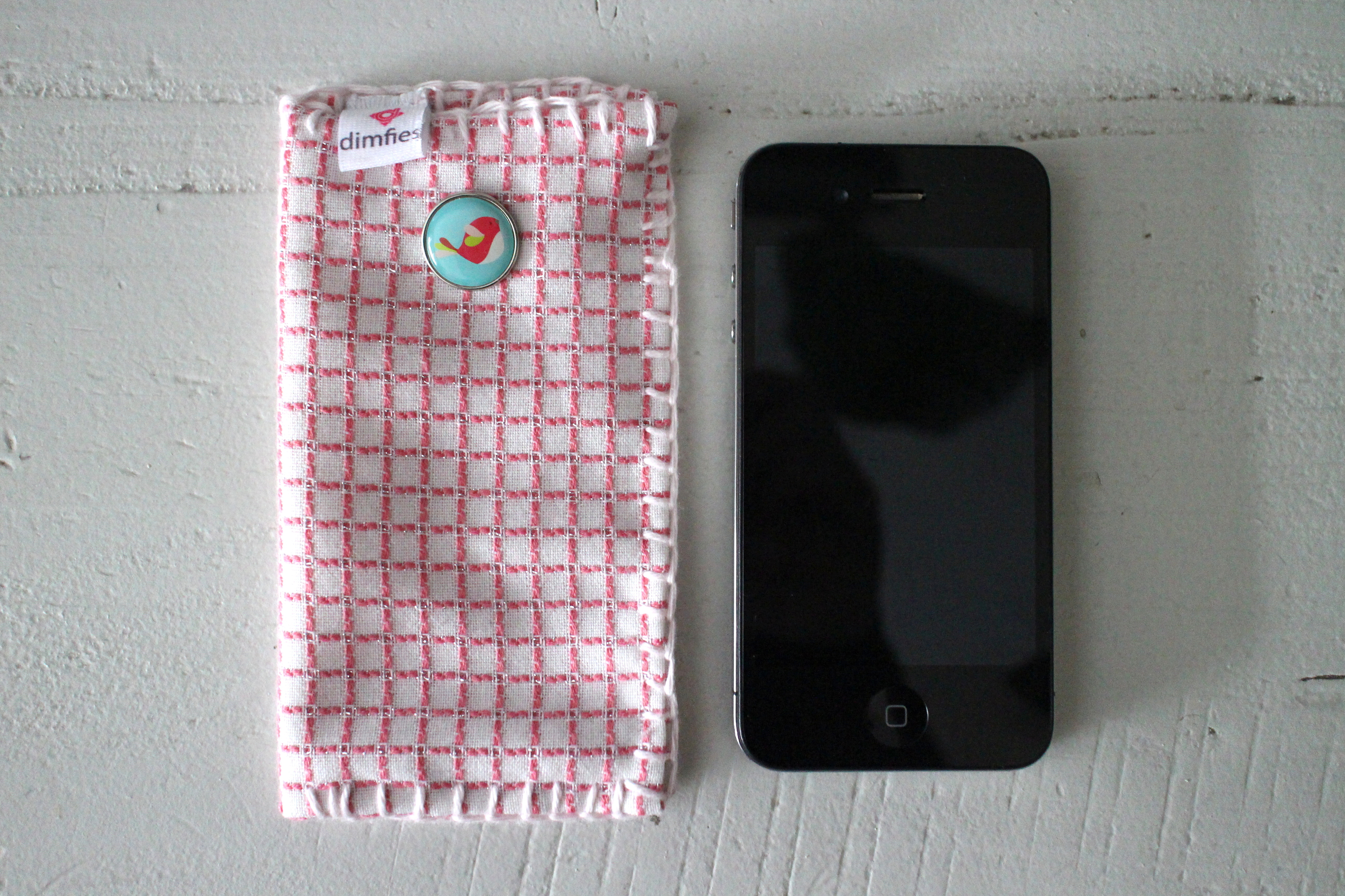 Fabulous Telefoonhoesje maken - Haken, ontwerpen, fotografie en meer &FJ39