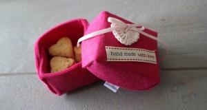 Zoet Valentijnscadeautje