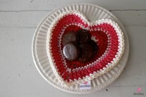 Haken voor valentijnsdag - Dimfies