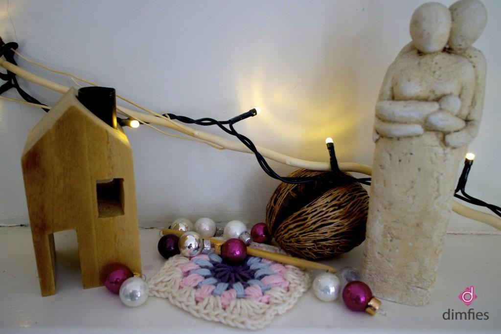 Fijne kerst - Dimfies