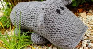 Nijlpaard haken