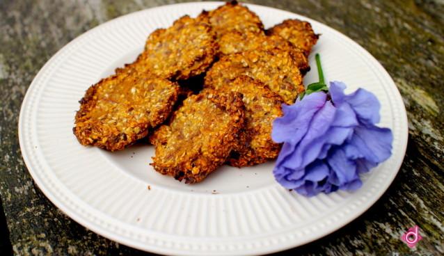 Gezonde koekjes bakken