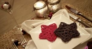 Kersttafel versieren